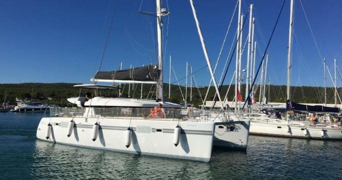 Huur Catamaran met of zonder schipper Lagoon in Zadar