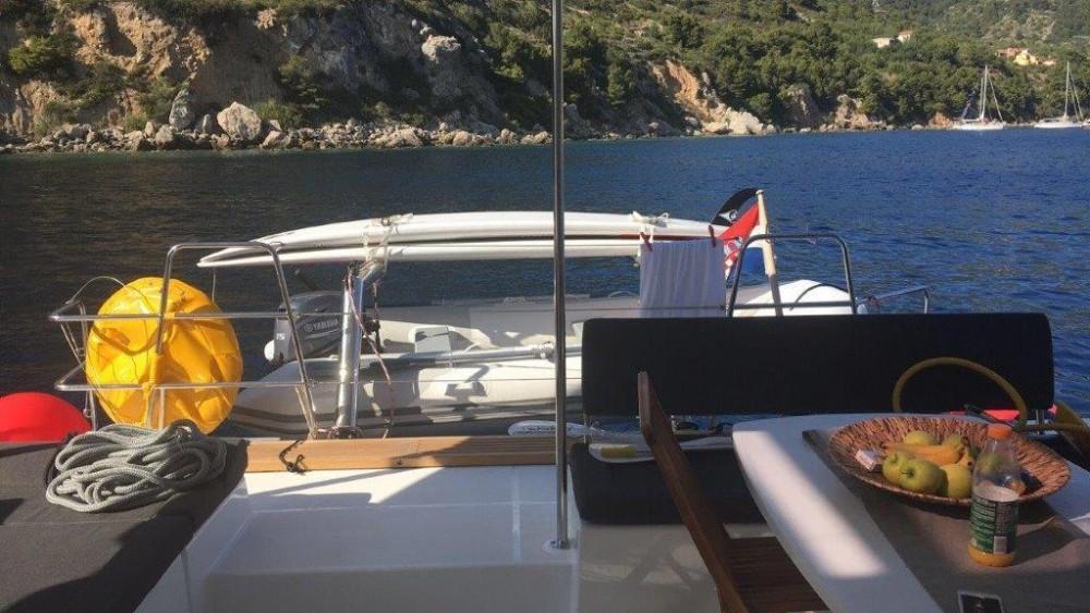 Bootverhuur Zadar goedkoop Lagoon 450 S - 4 + 2 cab.