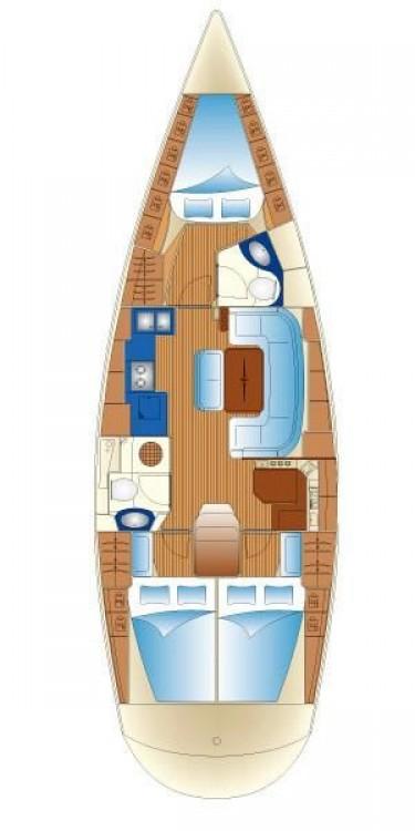 Huur Zeilboot met of zonder schipper Bavaria in Mykonos
