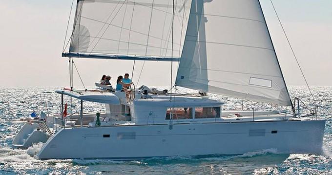 Bootverhuur Volos goedkoop Lagoon 450