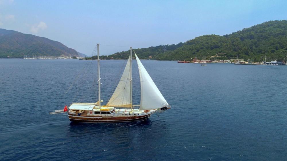 Unknown M/S Perla Del Mar te huur van particulier of professional in Marmaris Yacht Marina A.Ş