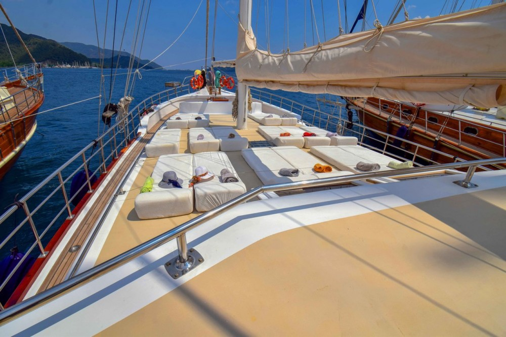 Bootverhuur Marmaris Yacht Marina A.Ş goedkoop M/S Perla Del Mar