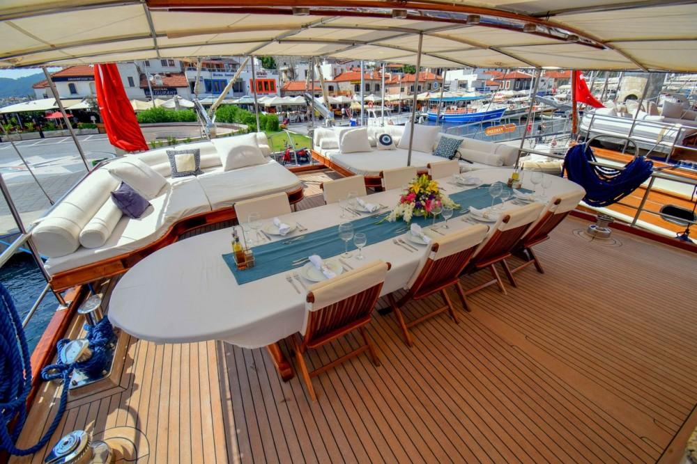 Bootverhuur Unknown M/S Perla Del Mar in Marmaris Yacht Marina A.Ş via SamBoat