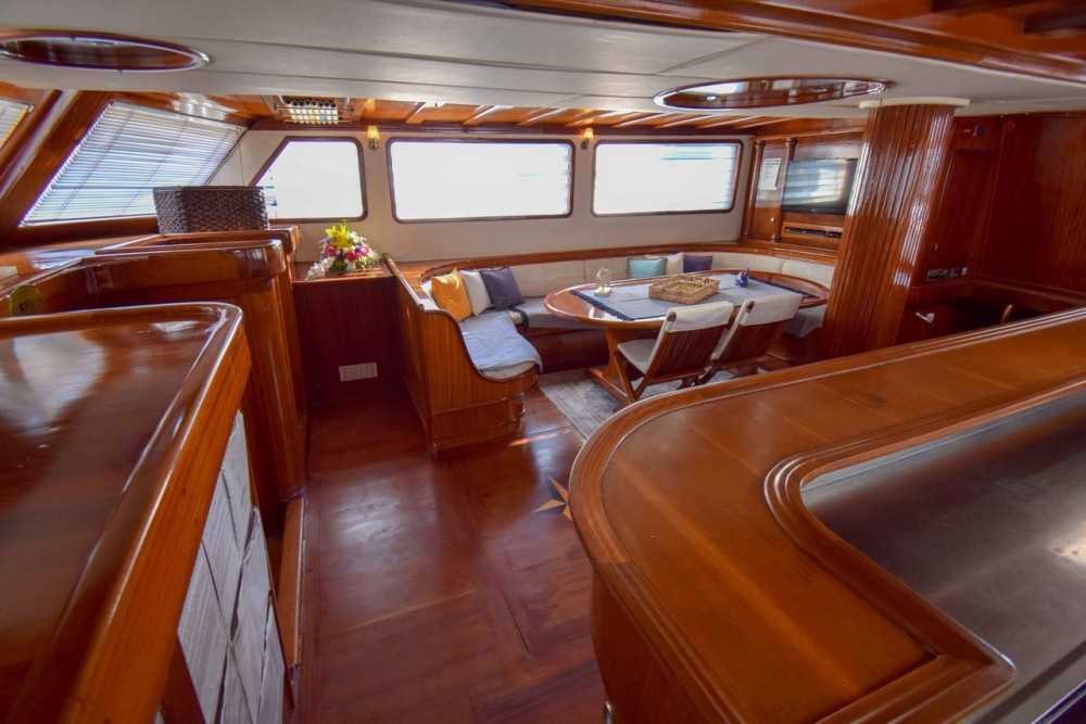 Huur een Unknown M/S Perla Del Mar in Marmaris Yacht Marina A.Ş