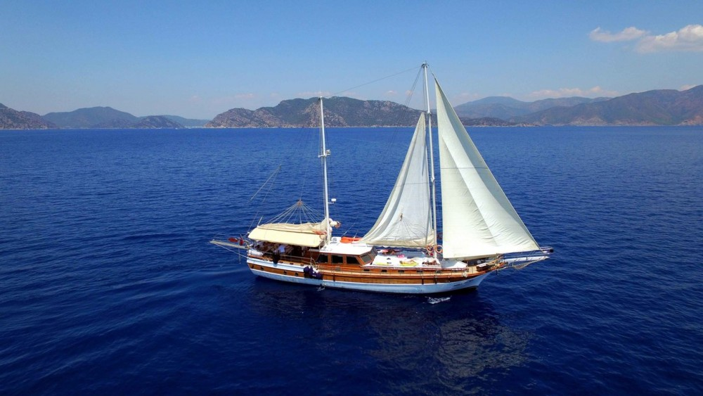 Bootverhuur Unknown M/S Perla Del Mar I in Marmaris Yacht Marina A.Ş via SamBoat