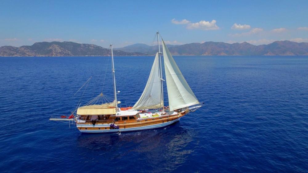 Unknown M/S Perla Del Mar I te huur van particulier of professional in Marmaris Yacht Marina A.Ş
