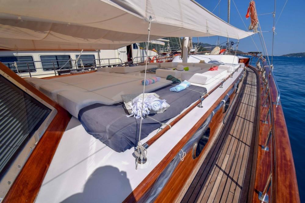 Huur Zeilboot met of zonder schipper Unknown in Marmaris Yacht Marina A.Ş