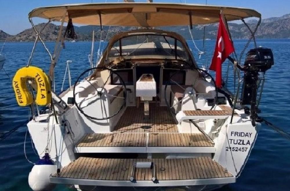 Verhuur Zeilboot in Fethiye - Dufour Dufour 350 GL