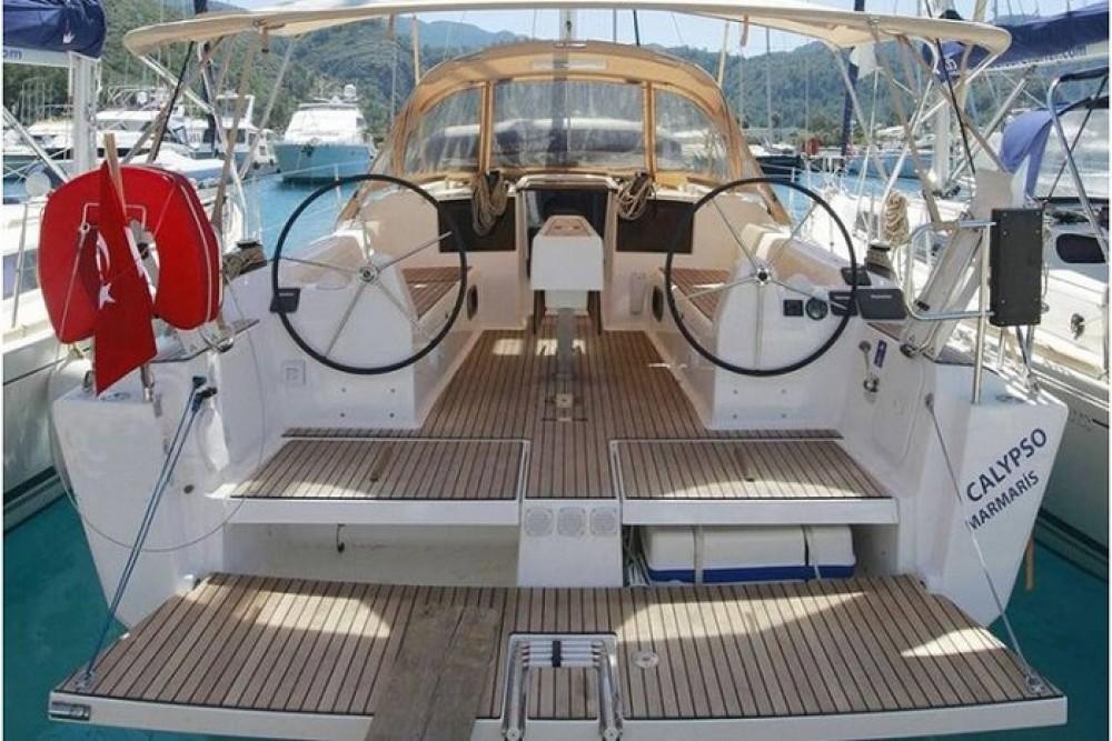 Verhuur Zeilboot in Fethiye - Dufour Dufour 382 GL