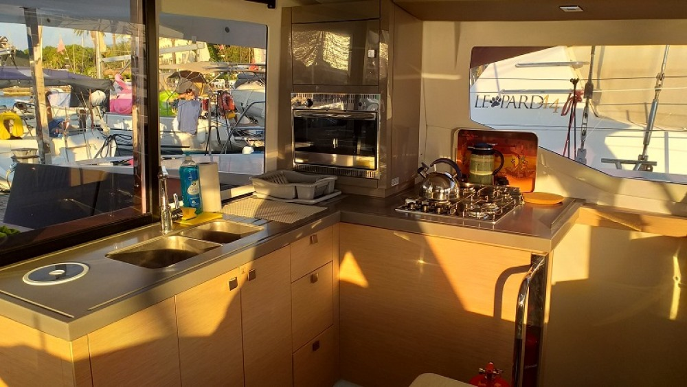 Jachthuur in Fethiye - Fountaine Pajot Fountaine Pajot Lucia 40 via SamBoat