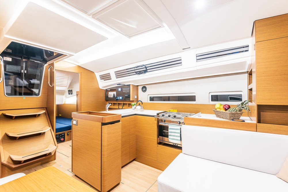 Huur Zeilboot met of zonder schipper Jeanneau in Attica