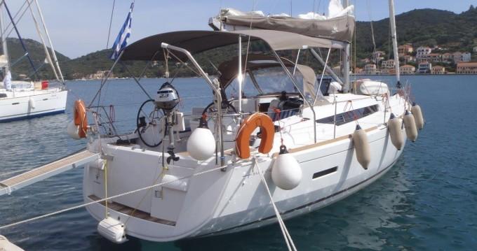 Bootverhuur Jeanneau Sun Odyssey 409 in Volos via SamBoat