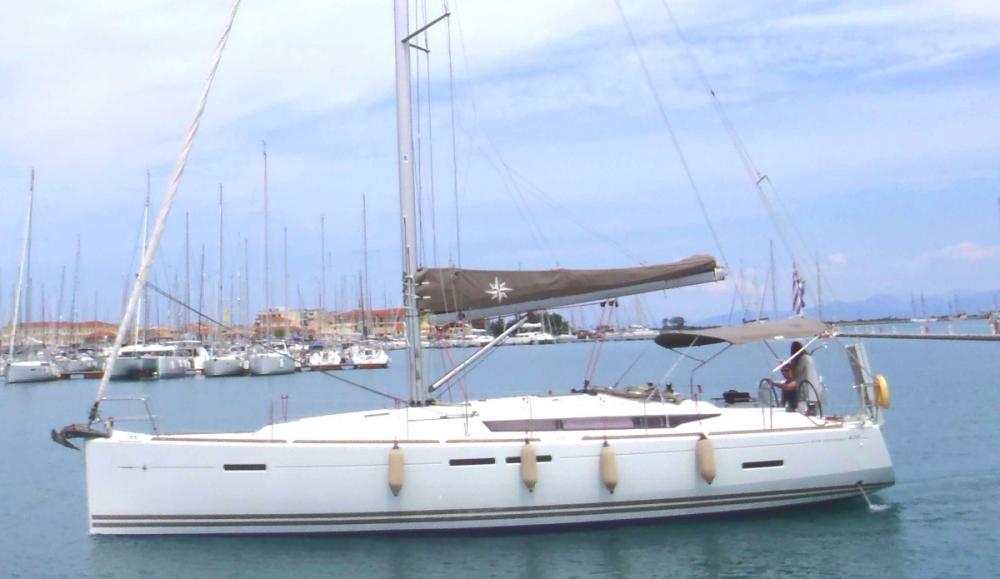 Jeanneau Sun Odyssey 439 te huur van particulier of professional in Korfoe