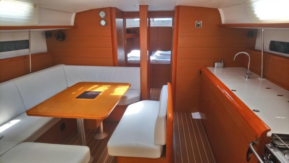 Huur Zeilboot met of zonder schipper Jeanneau in Βόλος