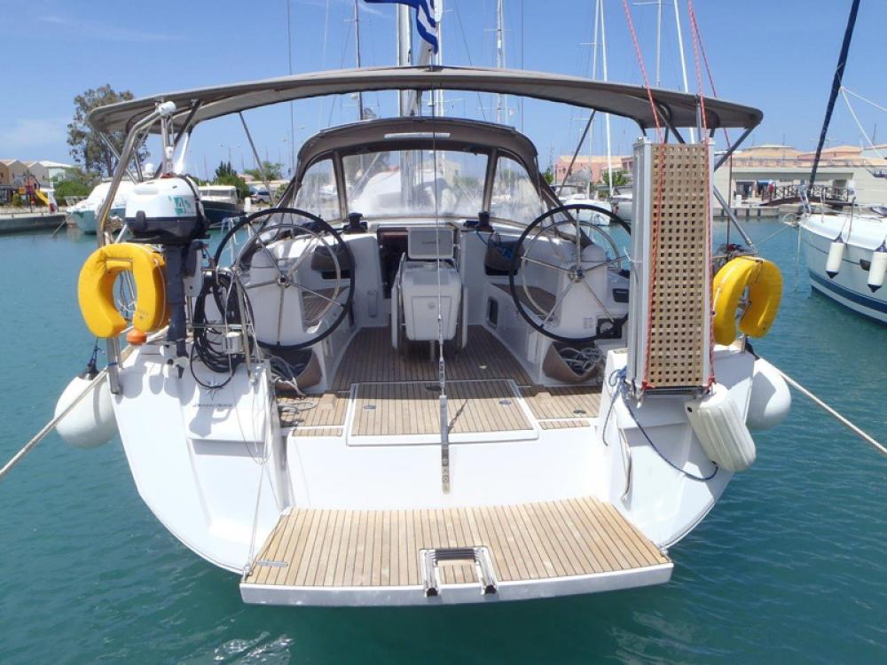 Jachthuur in Βόλος - Jeanneau Sun Odyssey 479 - 4 cab. via SamBoat