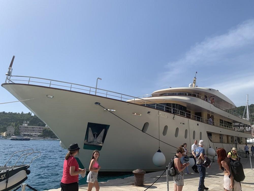 Verhuur Jacht in Kroatië - Custom Made Swallow