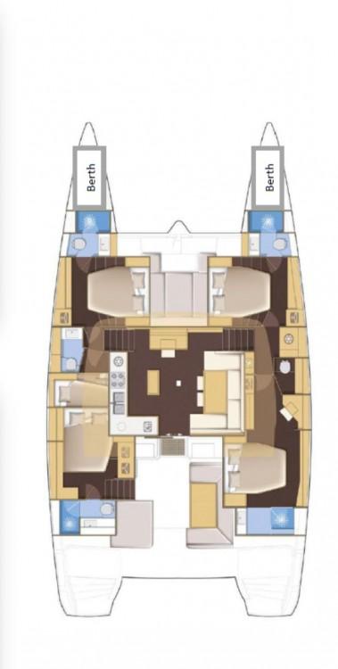 Catamaran te huur in Seget Donji voor de beste prijs