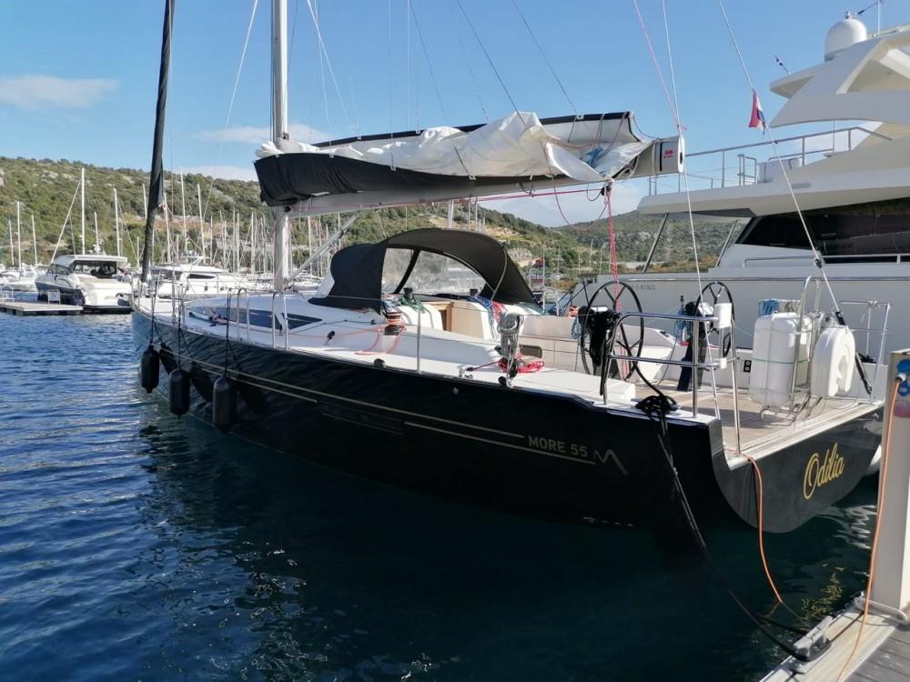 Verhuur Zeilboot More Boats met vaarbewijs