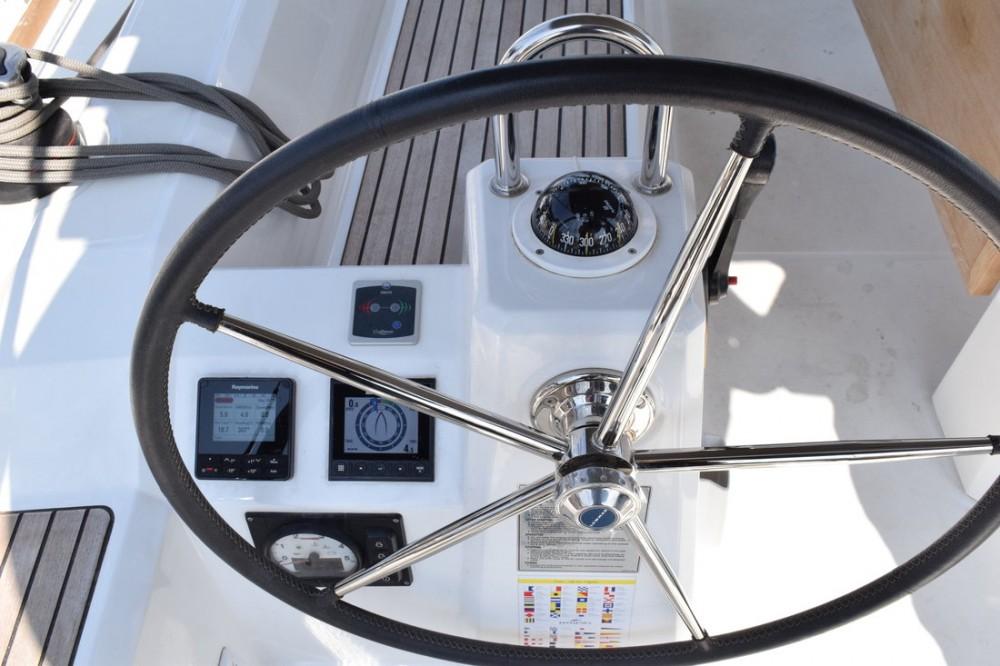 Verhuur Zeilboot in Peloponnese - Bénéteau Oceanis 38.1