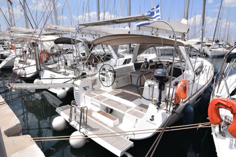 Bénéteau Oceanis 41 te huur van particulier of professional in Attica