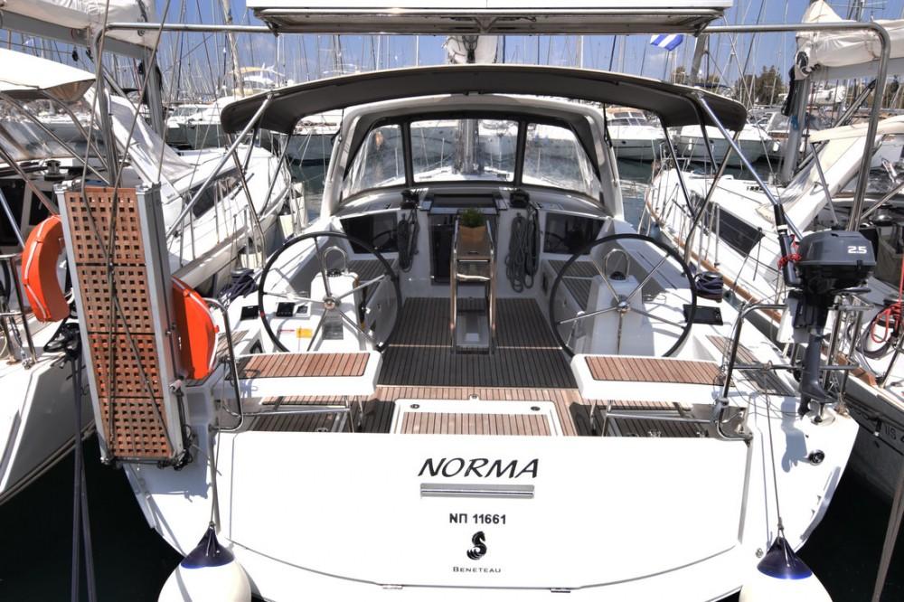 Huur Zeilboot met of zonder schipper Bénéteau in Attica