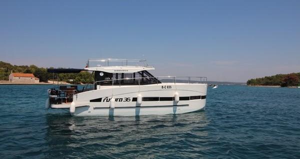 Huur een Futura-Yachts Futura 36 in Kukljica