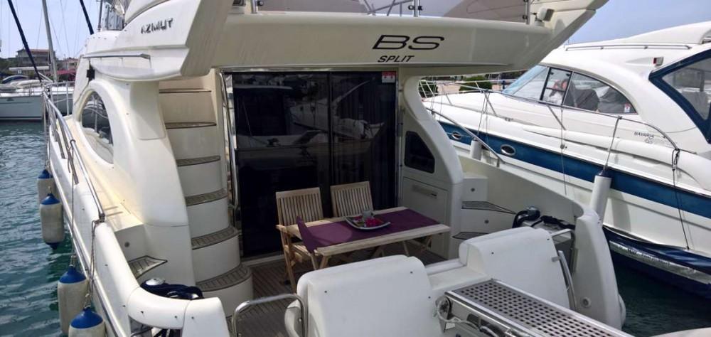 Verhuur Motorboot in Pirovac - Azimut Azimut 46 - 3 cab.
