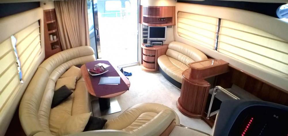 Jachthuur in Pirovac - Azimut Azimut 46 - 3 cab. via SamBoat