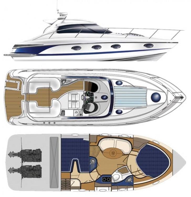 Motorboot te huur in Pirovac voor de beste prijs