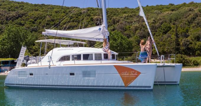 Jachthuur in Ionian Islands - Lagoon Lagoon 380 via SamBoat