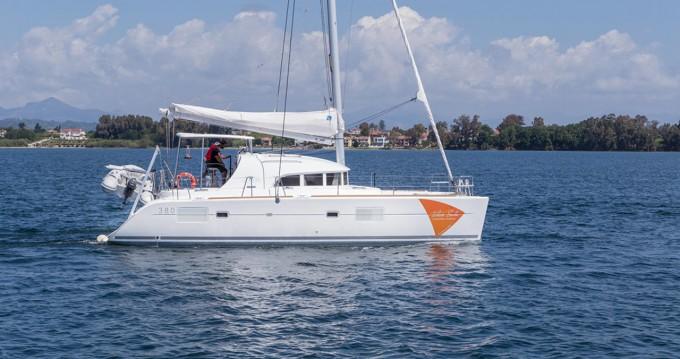 Verhuur Catamaran in Ionian Islands - Lagoon Lagoon 380