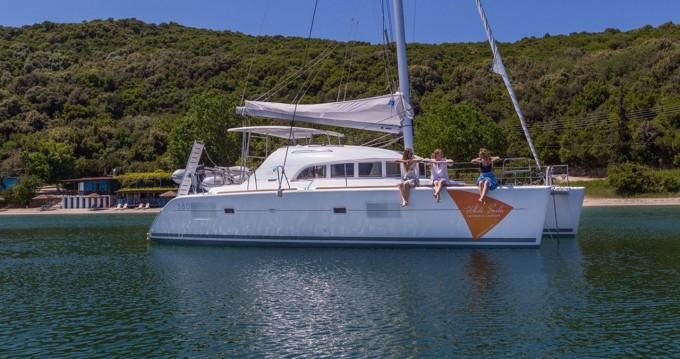 Bootverhuur Lagoon Lagoon 380 in Ionian Islands via SamBoat