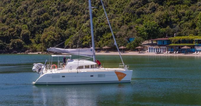 Bootverhuur Ionian Islands goedkoop Lagoon 380