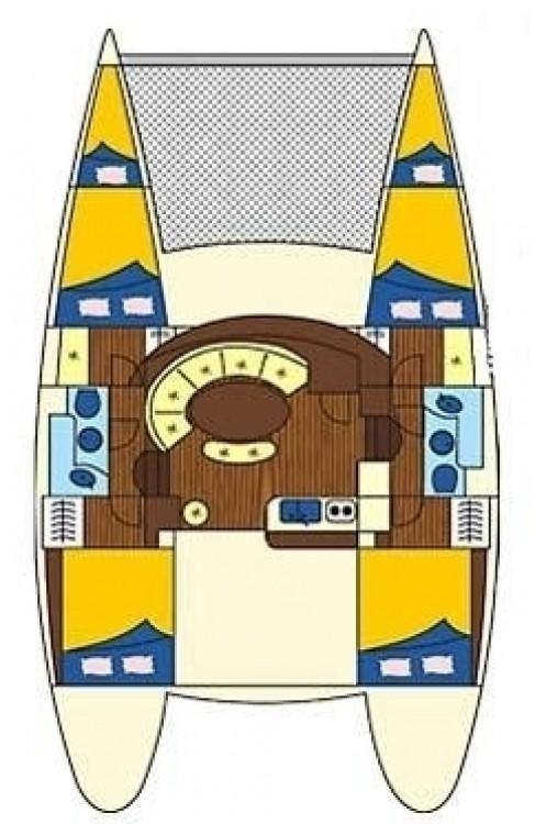 Huur Catamaran met of zonder schipper Lagoon in Ionian Islands