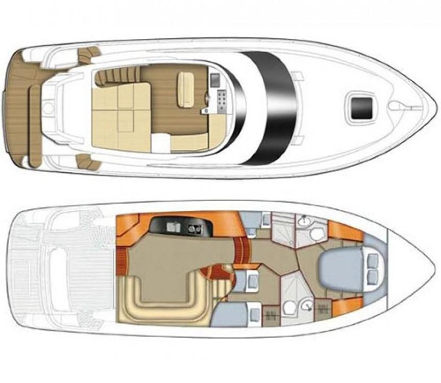 Verhuur Motorboot in  - Grginic-Jahte Mirakul 40