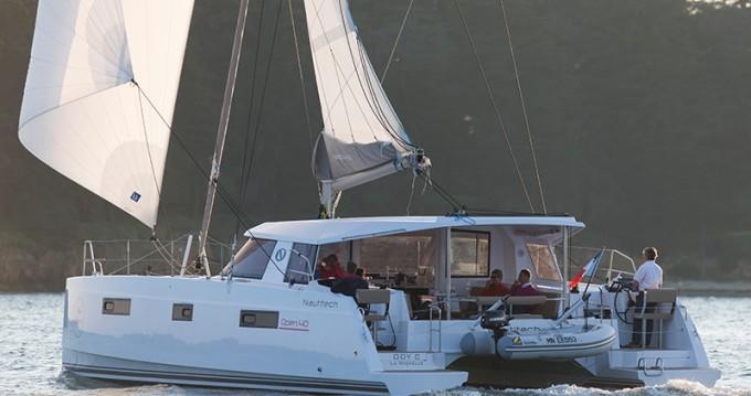 Huur een Nautitech Nautitech 40 in Lefkada (Island)