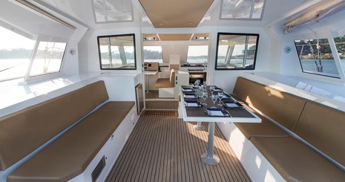 Jachthuur in Lefkada (Island) - Nautitech Nautitech 40 via SamBoat