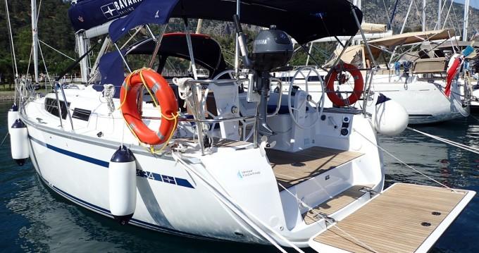 Bootverhuur Göcek goedkoop Cruiser 34