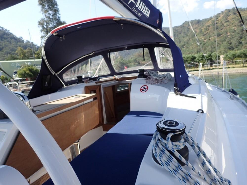 Bootverhuur Muğla goedkoop Bavaria Cruiser 34 - 2 cab.