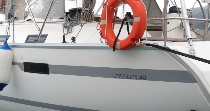 Jachthuur in Göcek - Bavaria Cruiser 40 via SamBoat