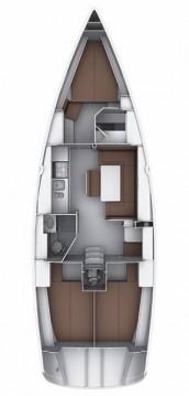 Verhuur Zeilboot in Göcek - Bavaria Cruiser 40
