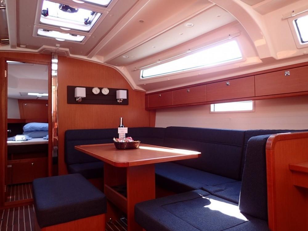 Bootverhuur Muğla goedkoop Bavaria Cruiser 41 - 3 cab.