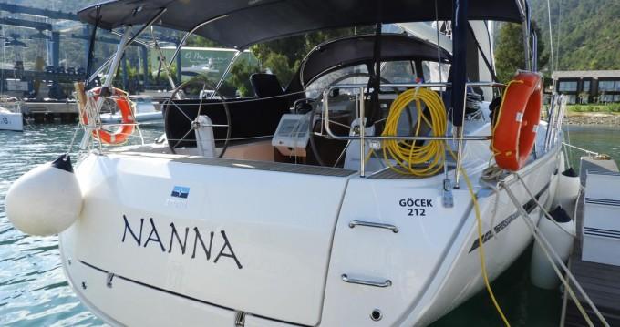 Verhuur Zeilboot in Göcek - Bavaria Cruiser 51