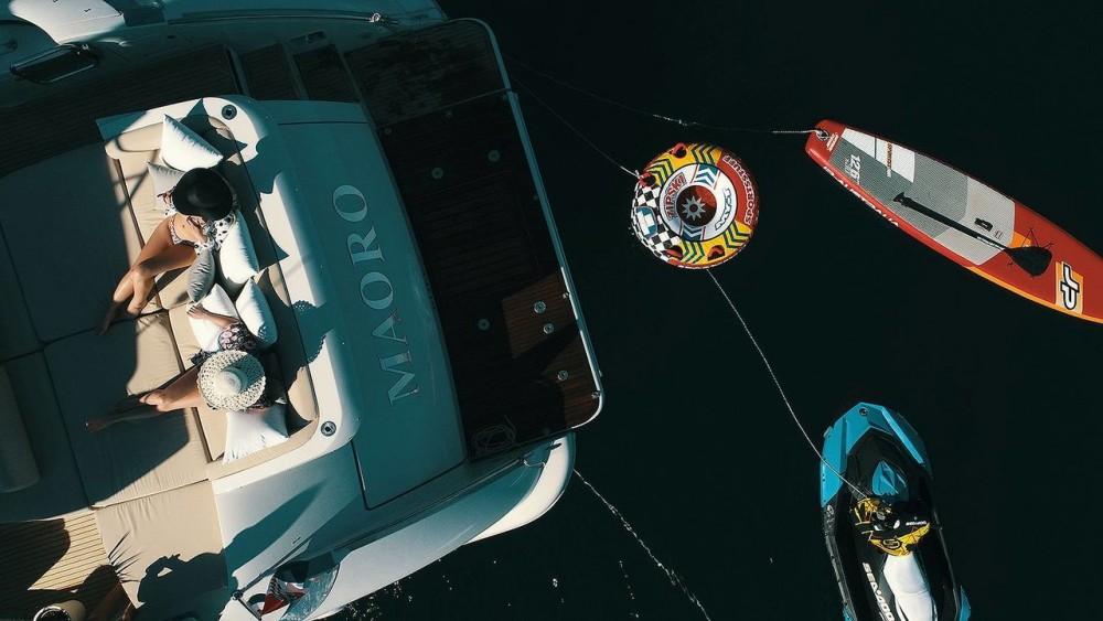 Huur Jacht met of zonder schipper Azimut-Benetti-Yachts in Split