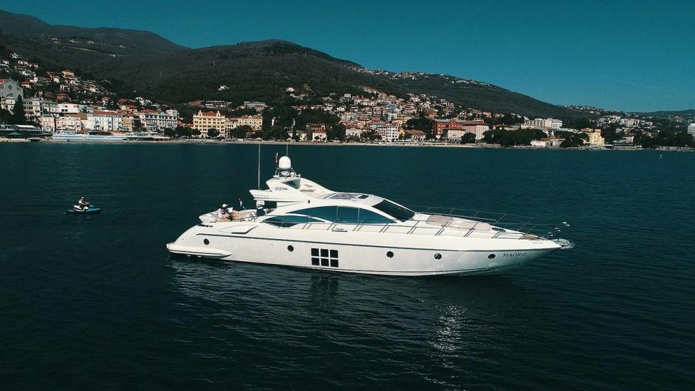 Jacht te huur in Split voor de beste prijs