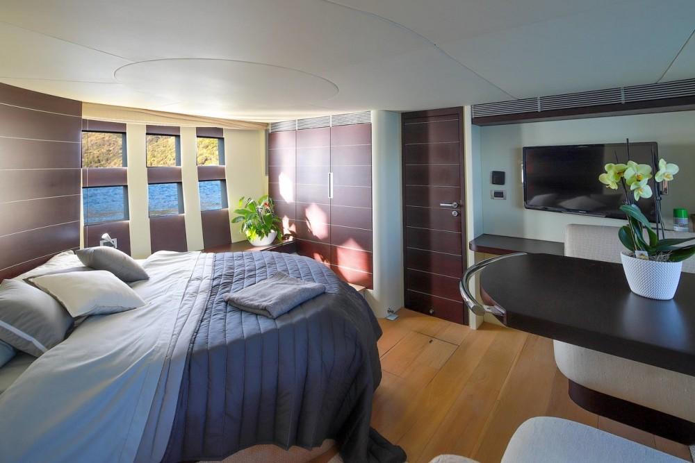 Verhuur Jacht Azimut-Benetti-Yachts met vaarbewijs