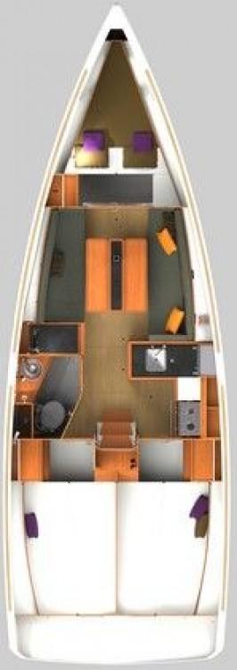 Bootverhuur Jeanneau Sun Odyssey 349 in Portocolom via SamBoat