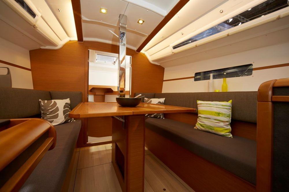 Jachthuur in Portocolom - Jeanneau Sun Odyssey 349 via SamBoat