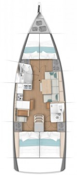 Zeilboot te huur in Ionian Islands voor de beste prijs