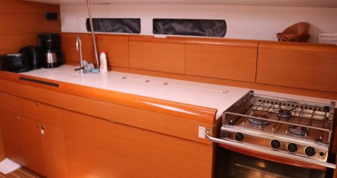 Bootverhuur Portocolom goedkoop Sun Odyssey 469